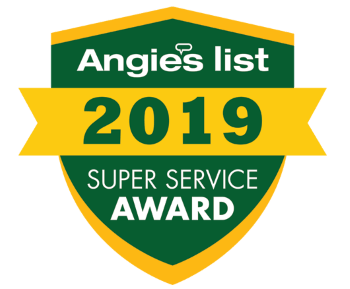 2019 Angies List Super Service Award